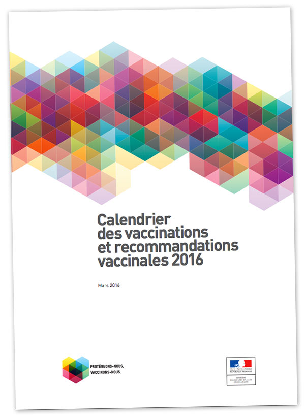 calendrier vaccinations